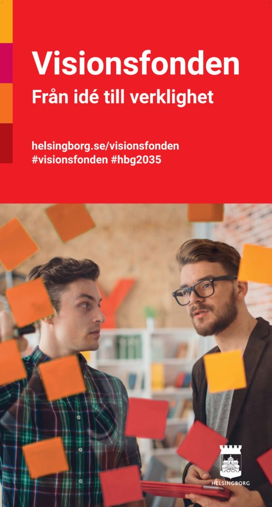 Roll up Visionsfonden